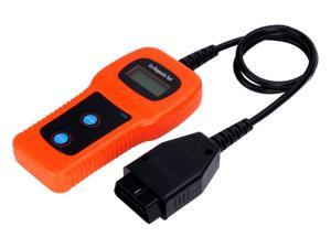 Moonar Car Tool U480 CAN OBDII OBD2 OBD II Memo Engine Code Reader Diagnostic Scanner