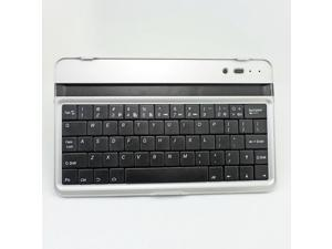 Mobile Bluetooth Keyboard for Google Nexus 7 Tablet Aluminum Bluetooth 3.0 Wireless Keyboard Stand Case (Not Fit for Google Nexus 7 II Tablet)