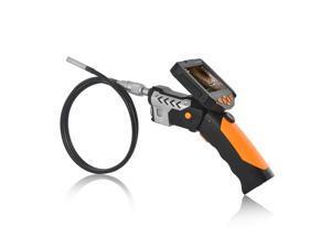 720P HD Wireless Inspection Camera/Video borescope camera with 3.5 Inch Detachable Monitor (DVR + CREE Flashlight) ED1826