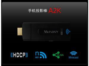 Wifi Display Adapter HDMI Dongle Measy A2K Miracast Screen Mirroring DLNA Airplay Video Casting Streaming Media For Android, IOS