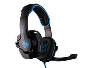SADES SA-901 Stereo 7.1 Surround Pro Gaming Headset Headband Headphone Microphone
