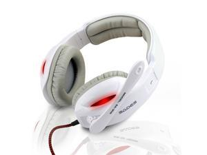SADES SA-902 Stereo Headset 7.1 Surround USB Gaming Headphone Headset with Mic Cobra Design for PC Game