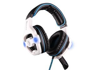 Sades SA-903 High Quality Stereo Bass Game USB Earphones Headphones Noise Canceling 7.1 Sound Track Headset