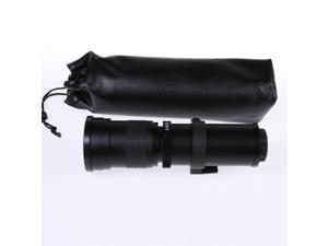 420-800mm F/8.3-16 Super Telephoto Manual Zoom Lens for Canon EOS