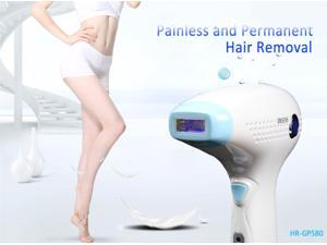 Blue Professional IPL Laser Permanent Hair Removal Shaver Epilator System with 100000 Shots Lamp Life