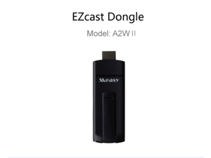 Measy A2W II 2 EZcast Wifi DLNA HDMI Full HD TV Dongle for Android iOS Win Mac