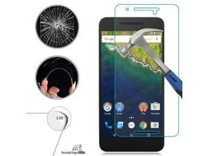 Nexus 6P Screen Protector 0.3mm 2.5D Tempered Glass Screen Protector for Google/Huawei Nexus 6P
