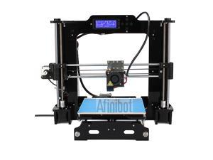 Afinibot 3D Printer Kit LCD Screen Reprap Prusa i3 Self-assembly Print Size 210*210*180mm(Max)