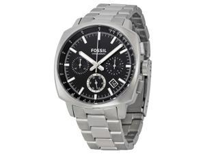 Fossil Men's Haywood CH2982 Silver Stainless-Steel Quartz Watch