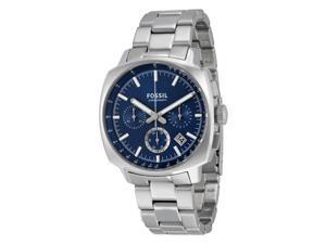 Fossil Men's Haywood CH2983 Silver Stainless-Steel Quartz Watch