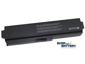 12 cell 6600mAh high capacity battery for TOSHIBA SATELLITE C660-119 by ShopForBattery