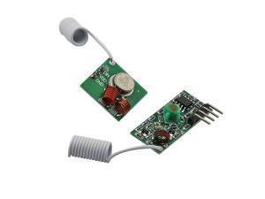 433Mhz RF Wireless Transmitter and Receiver Module for Remote Control