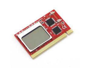 LCD Display PC Mainboard POST PCI Diagnostic Analyzer Test Card