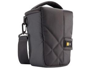 Case Logic CPL104 DSLR Camera Holster Case with Weather Hood (Gray)