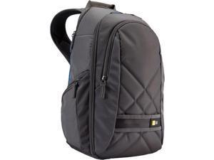 Case Logic CPL108 Small Digital SLR Camera & iPad/Tablet Backpack (Grey)