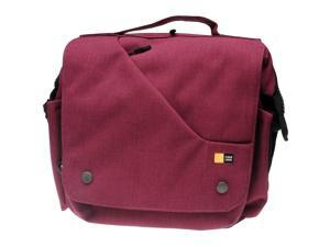 Case Logic Reflexion Digital SLR Camera & Tablet Messenger Bag (Pomegranate)