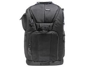 "Vivitar Series One Digital SLR Camera/Laptop Sling Backpack - Medium (Black) Holds Most 15.4'"" Laptops"