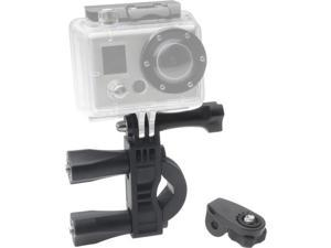 Vivitar Pro Series ATV/Bike Handlebar Bracket & Vented Helmet Mount for GoPro & All Action Cameras