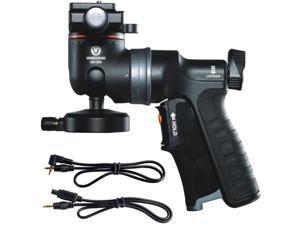 Vanguard GH-300T Tripod Pistol Grip Ball Head with Shutter Release Supports 17.6 lbs.