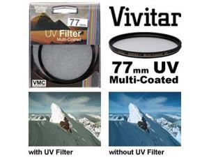 Vivitar MC-UV-77 Filter - Ultraviolet Filter