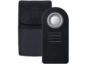 Zeikos RC-6 Wireless Shutter Release Remote Control for Canon Digital SLR Cameras for Rebel SL1, T2i, T3i, T4i, T5i, EOS M, 60D, 70D, 6D, 7D, 5D Mark III