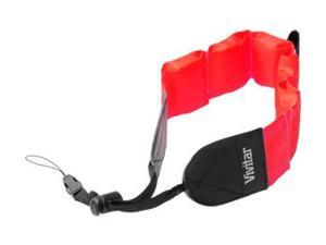 Vivitar Floating Foam Camera Strap (Red)