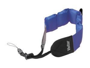 Vivitar Floating Foam Camera Strap (Blue)