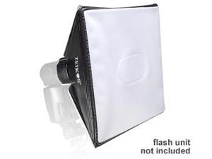 Zeikos Professional Deluxe Soft Box Flash Diffuser