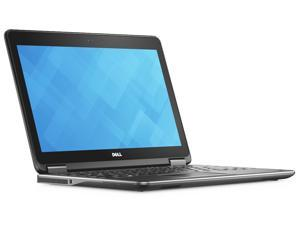 "Dell Latitude E7240 12.5"" Notebook, Intel i5 4200U 1.6Ghz, 4GB RAM, 240GB mSata SSD, HDMI, Webcam, Windows 10 Pro x64"