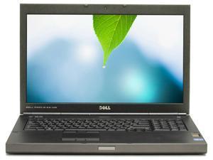 """Dell Precision M6700 Laptop Computer, Intel Quad Core i7 3720QM 2.6GHz, 16GB DDR3, 2 x 500GB Hard Drives, 1080p FHD K3000M, Webcam, DVDRW, 17"""" LCD, Windows 10 Pro"""