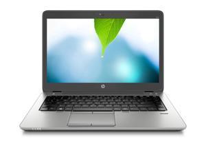 "HP EliteBook 840 G1 14"" Notebook, Intel i5 4300U 1.9Ghz, 8GB DDR3 RAM, 180GB SSD, Webcam, Windows 10 Pro x64"