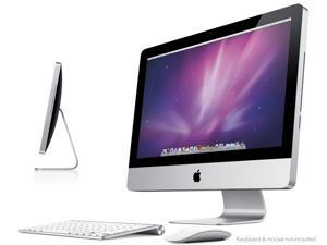"Apple iMac 20-Inch All-In-One Desktop A1224 / MB324LL/A - Intel Core2Duo 2.66GHz, 2GB RAM, 320GB HD, 8X DL ""SuperDrive"" - OSX 10.5.6"