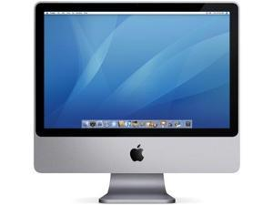 Apple iMac (7,1) A1224, MA876LL 20-Inch (R2/Ready for Resale) - Core2Duo 2.0GHz, 2GB, 250GB HDD, 8X-DL Superdrive