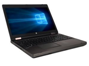 "HP ProBook 6565b 15.6"" Widescreen Laptop AMD A6-3410MX APU@1.60GHz, 4GB RAM, 250GB HDD, Windows 10 Home 64-bit"