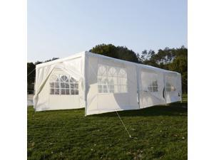 Canopy Party Outdoor Wedding Tent Heavy duty Gazebo Pavilion Cater Events 10'x30'