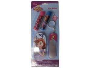 Disney Girls Sofia the First Lip Balm Tin Cosmetic Accessory