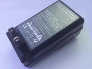 Portable NP-20 Battery Charger for CASIO Exilim EX-Z60 EX-Z70 EX-Z75 EX-Z77 EXS500 Digital Camera