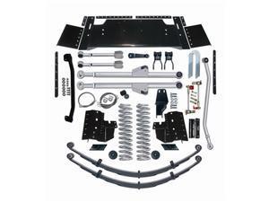 Rubicon Express RE6300 Extreme Duty Suspension Lift Kit