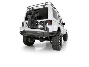 Smittybilt 76857 XRC Tire Carrier Fits 07-16 Wrangler (JK)