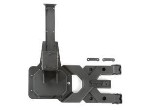 Rugged Ridge 11546.50 Spartacus HD Tire Carrier Kit Fits 07-16 Wrangler (JK)