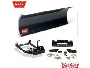 "WARN 60"" Front Mount ProVantage Snow Plow Kit For 04 Arctic Cat 500 4x4"