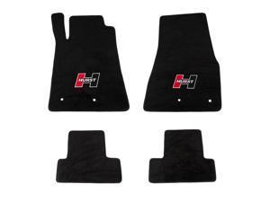Hurst 6370020 Floor Mat Kit Fits 10-16 Mustang