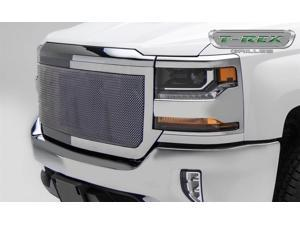 T-Rex Grilles 54127 Upper Class Series Mesh Grille Fits 16 Silverado 1500