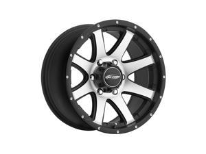 Pro Comp Alloy 3186-2936 Xtreme Alloys Series 3186 Series Black/Machined Finish