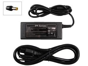 GPK Systems® 65w AC Adapter for Acer Aspire As1551 1551-4650 1551-5448 As4551 4551-4315 As5253 5253-bz684 As5551 5551-4200 As5552 5552-5615 As5736z 5736z-4016 5736z-4418 As5741 5741-5763