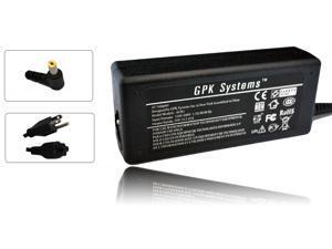 GPK Systems® Ac Adapter for Acer Aspire E1-731-2402 E1-572-6484 E1-532-4870 E1-532-4629 E1-532-2635 E1-532-2616 E1-510P-4828 ES1-511-C0M4 ES1-511-C59V ES1-511-C590 ES1-511-C665 ES1-511-P1T9 ES1-512-25