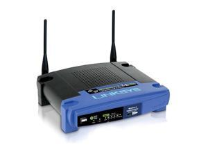 LINKSYS WRT54GL WiFi Wireless Dual WAN Load Balancing Router VPN