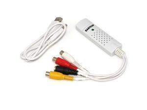 EasyCap USB 2.0 Video Capture Adapter Card TV VHS DVD MAC OS DC60++