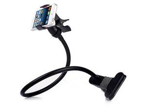 Universal Rotating Mobile Phone Clip Mount Holder for iPhone 5/5C/5S/4/4S, Samsung, HTC, Sony, Blackberry, Nokia, etc