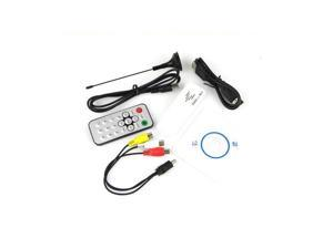 New USB 2.0 Analog Signal TV Receiver Adapter Tunner Box for Laptop PC